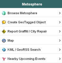 Screenshot Metosphere