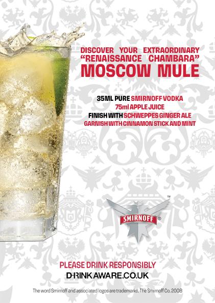renaissance chambara Moscow Mule