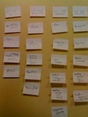 Writing framework