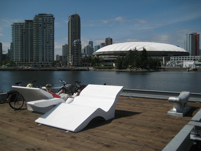 olympic village.seawall lounge