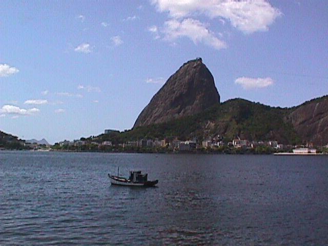 El Pan de Azúcar, Río de Janeiro, Brasil