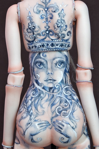 sexy girl tattoo, fullbody tattoo, body painting, Hena tattoo etc.