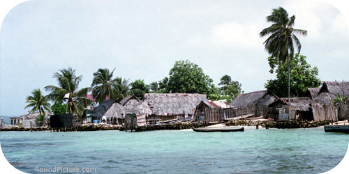 PA-San Blas Archipelago-Island