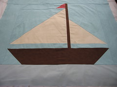 Boat Quilt