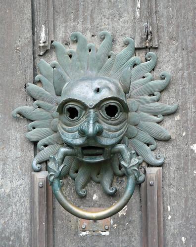 Durham Cathedral knocker