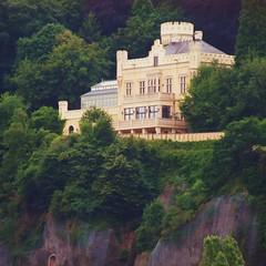 castle of Thomas Gottschalk, talkmaster