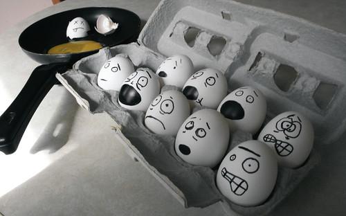 Huevos....