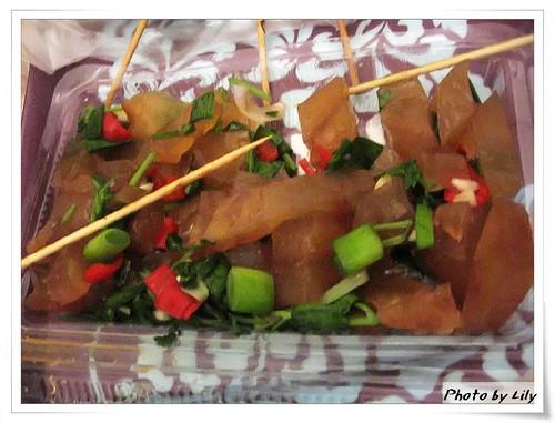 花蓮港買的曼波魚凍