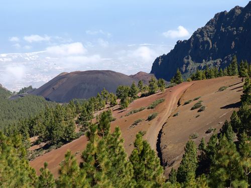 This is a walk - Caldera de Pedro Gil