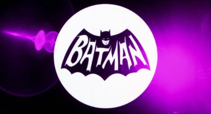BATMAN - THE MOVIE - 1966 - TITLES