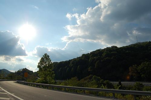 Approaching Virginia