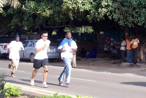 Mike_Sudan Fun Run