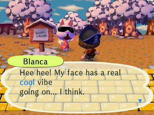 Its Blanca!