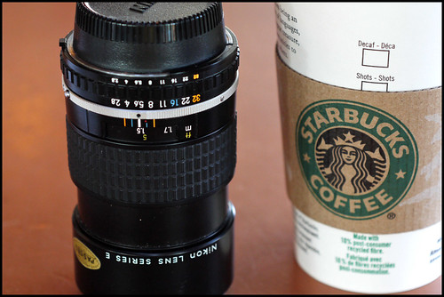 Nikon 135mm f/2.8 E Series