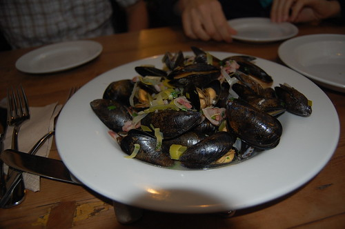 river cottage canteen mussels