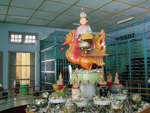 Pagoda de Mahamuni.