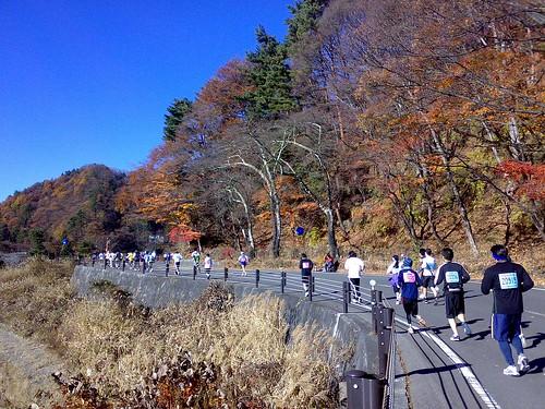 Kawaguchiko marathon