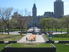 Hôtel du Parlement, Québec City