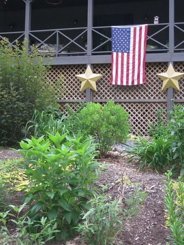 Patriot Porch
