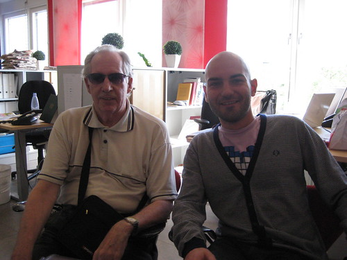 Stig Bergling & Aaron Israelson