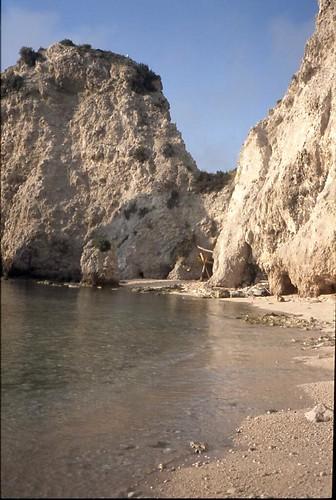Spiaggia dei Pagliai (San Domino)/2 da Explorer kayak.
