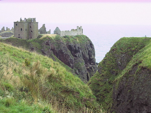 Dunotter Castle Ruins