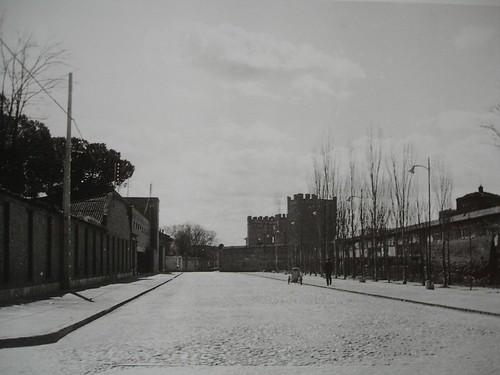 Calle Cardenal Sandoval y Rojas