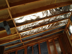 radiant barrier ceiling