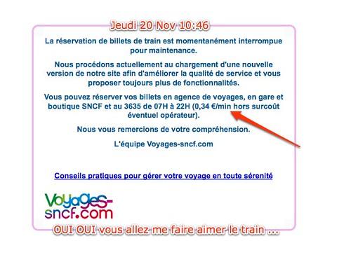 SNCF toujours des choix judicieux pour la maintenance ... by you.