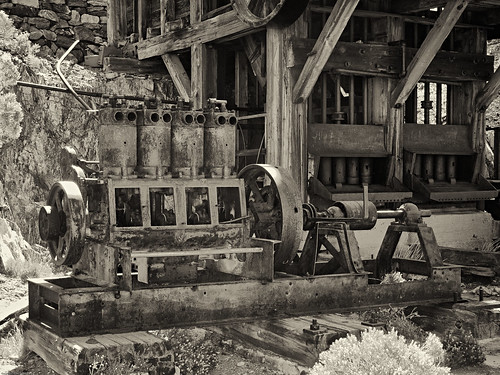 10-stamp Mill by you.