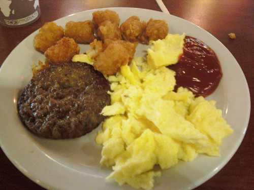 Russell Sage - Eggs, Sausage, and Taters