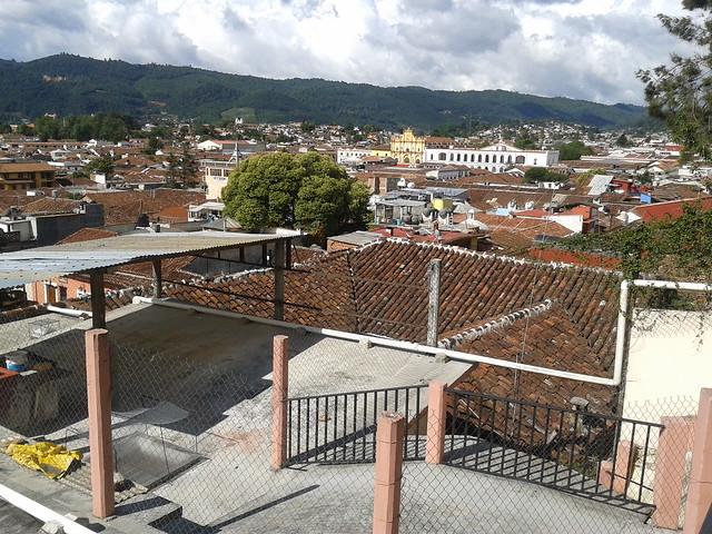 terraza  con vista!!