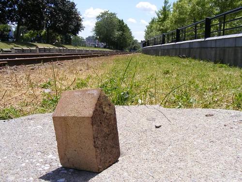 A Home Near the Tracks?