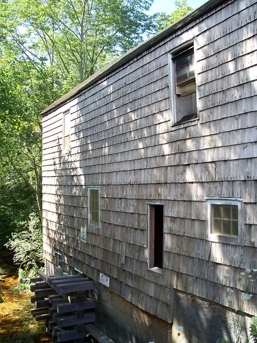 Side View, Grist Mill