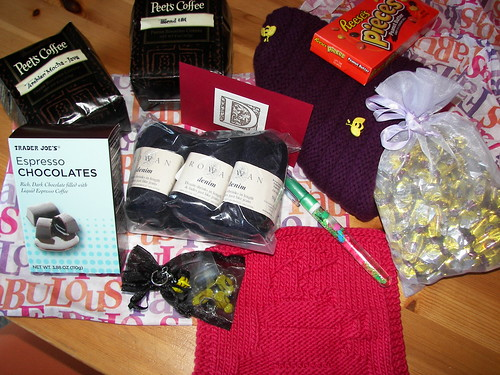awesome Caffiene Swap package!