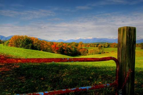 Gate to Autumn Heaven