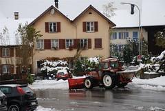 Der erste Schnee 2008-009