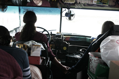 Lindsay is my copilot