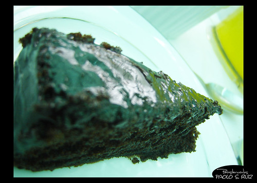 Sonya's Garden, Sinfully Tasty Chocolate Cake