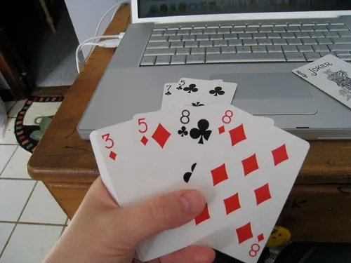 Single Hand Solitaire (5/6)