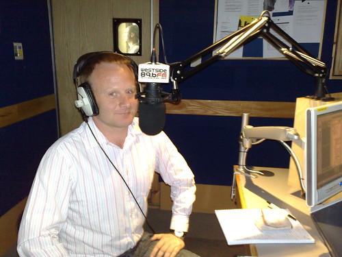 Toby on Westside Radio
