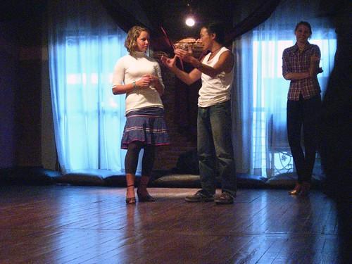 Tango Brujo - Instruction