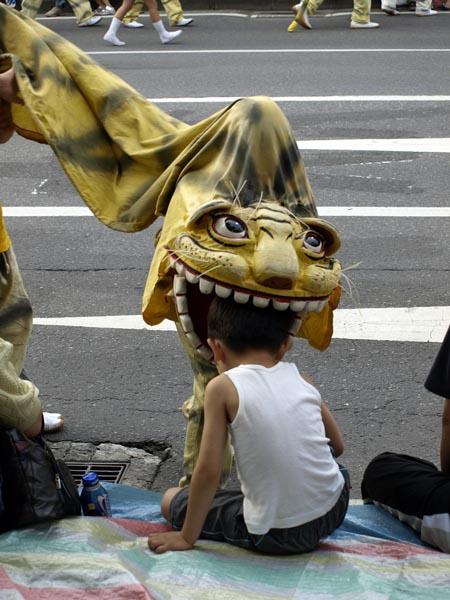 2008年 八戸三社大祭 お通り 14