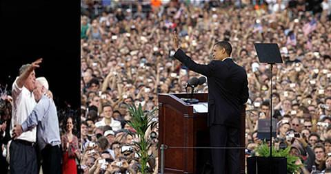 Obama por você.
