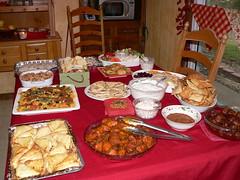 Superbowl Sunday Feast!