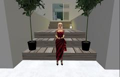 Saffia in Aritha on Fire Island
