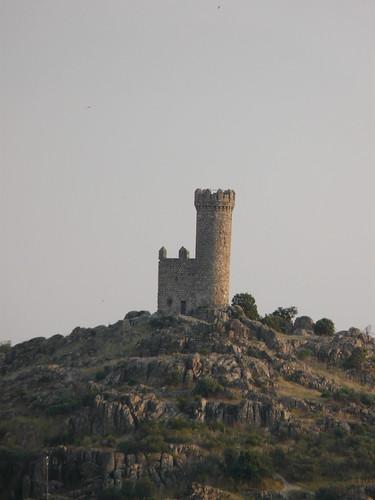 La torre...