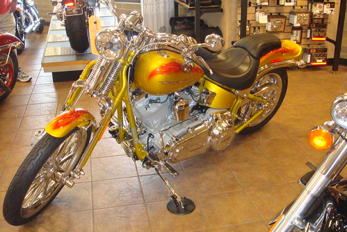 Harley Screaming Eagle