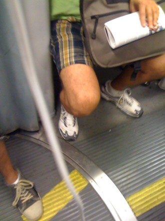 Guy on the MUNI