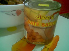 wee's sate sauce